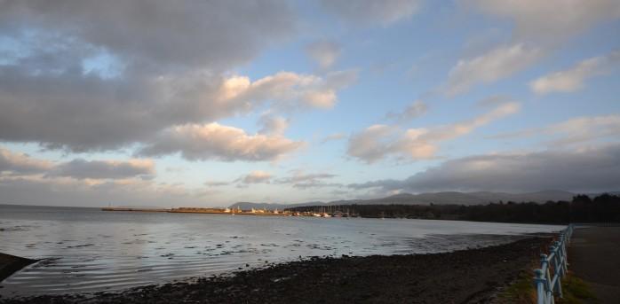 Bangor port